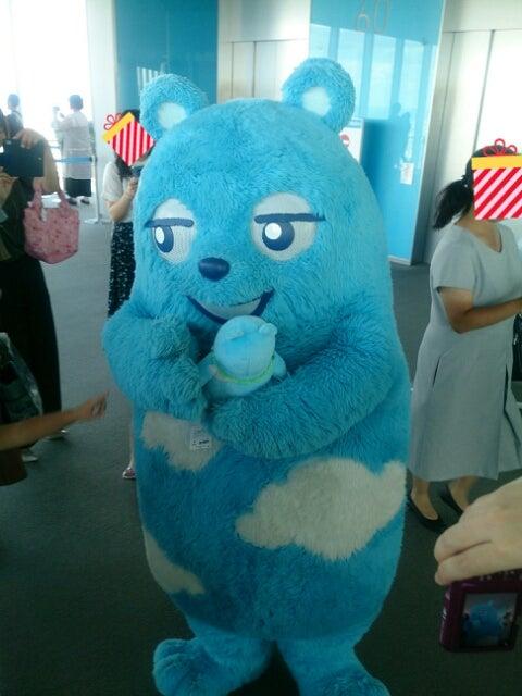 今日は、せんちゅうパル中四国観光物産展~あべのべあ