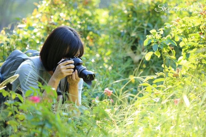 大阪 フォトレッスン 写真  カメラ 一眼レフ 教室 講座 ポートレート