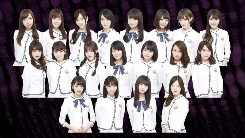 「乃木坂46の19thシングル選抜メンバー」の画像検索結果