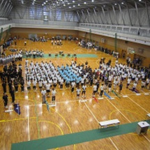 総合体育大会が開かれ…