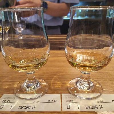 「BAR白州」にて蒸留所限定ウイスキー試飲の記事に添付されている画像