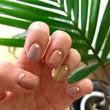 New nail 〜…