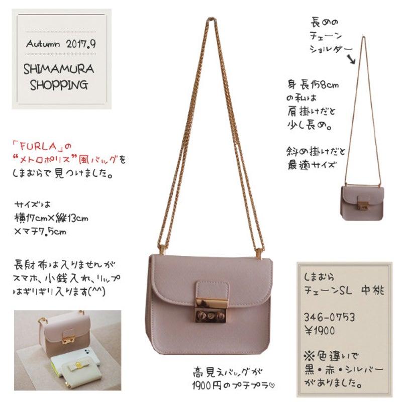 65fb6252eb39 画像 【しまパト】メトロポリス風バッグ、高見え&上品なバッグ