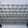 Mシェード屋根設置