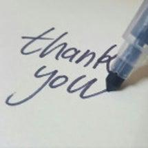 感謝の念が、道を拓く…