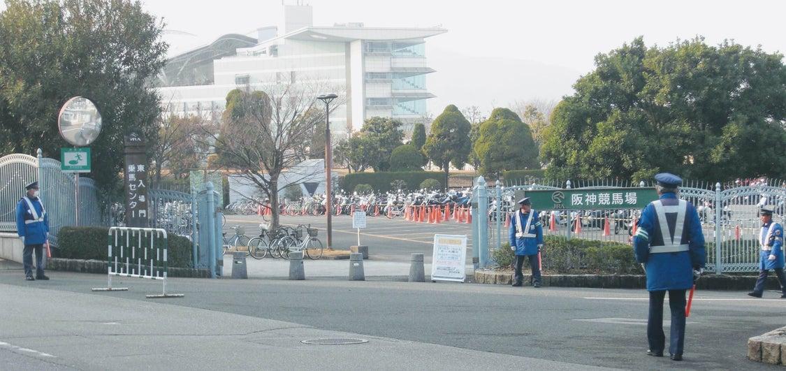 土日祝!時給1000円バイト@阪神競馬場【馬&車好きオススメ】の記事より