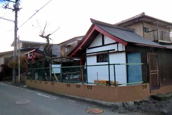 【写3】上野原城