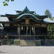 「雌岡山神出神社の姫…