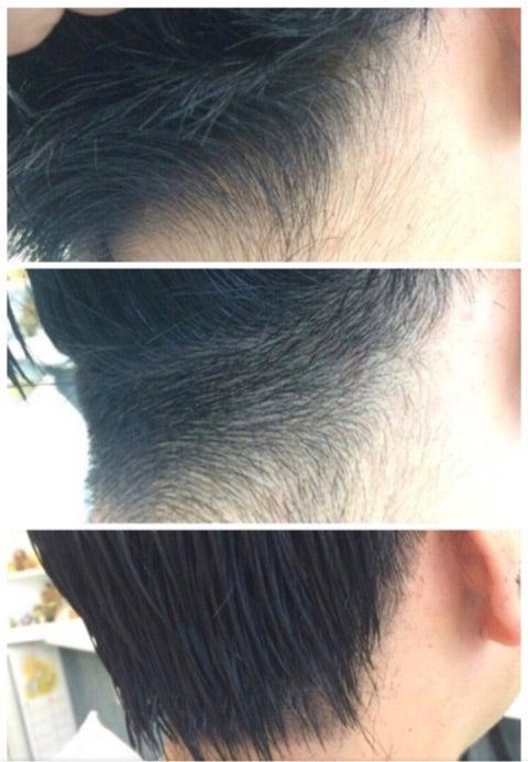 ツー 後ろ 男の子 ブロック 【男の子向け】人気の子供の髪型!ツーブロックの切り方