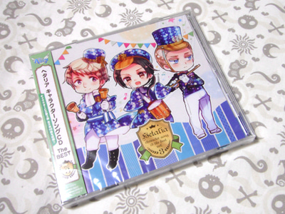 CD] ヘタリア キャラクターソン...