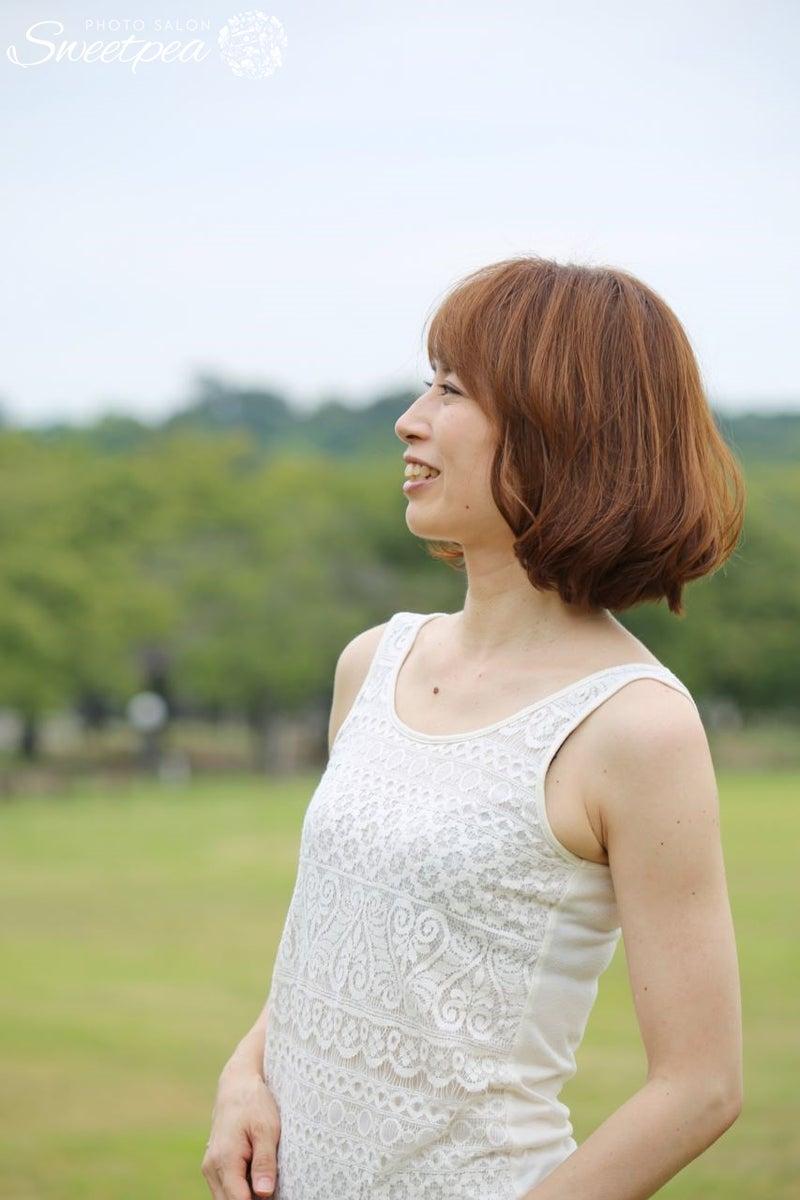 大阪 起業 女性 プロフィール写真 ロケーション 撮影 万博 北摂