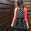 ミス慶應SFCno,3 シュクココロさんのエプロン着たの画像