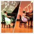 初めてのピアノ発表会…