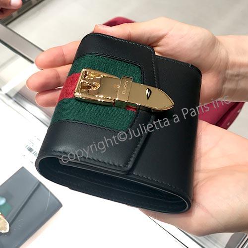 buy popular f2b15 9708c 日本未発売!春に欲しいお財布はGUCCI グッチに決まり♪トレンド ...
