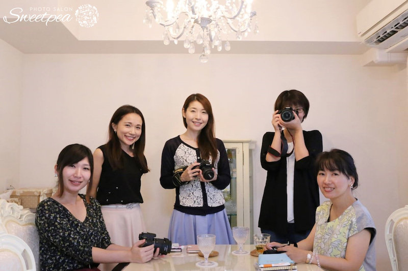 大阪 フォトレッスン カメラ 一眼レフ 講座 教室 カメラ女子部 北摂