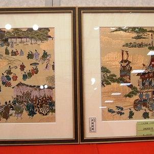 京都三大祭の額の画像