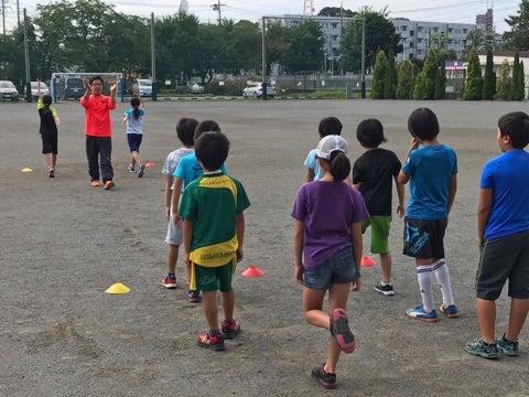 教室 横浜 かけっこ