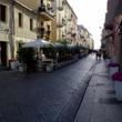 Olbiaの街並み