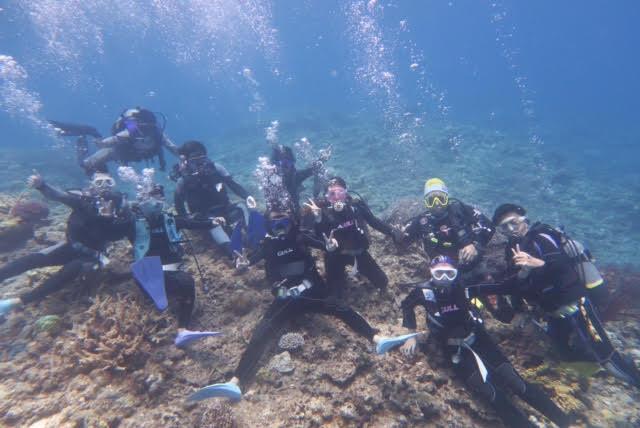 沖縄ダイビング11