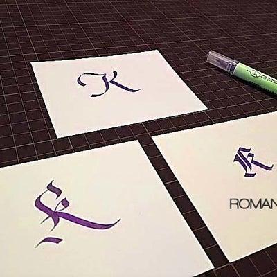 2つのエンボスの作り方の記事に添付されている画像