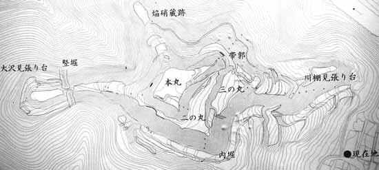 【写3】勝山城