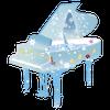 ♡子どもとピアノの練習♡の画像