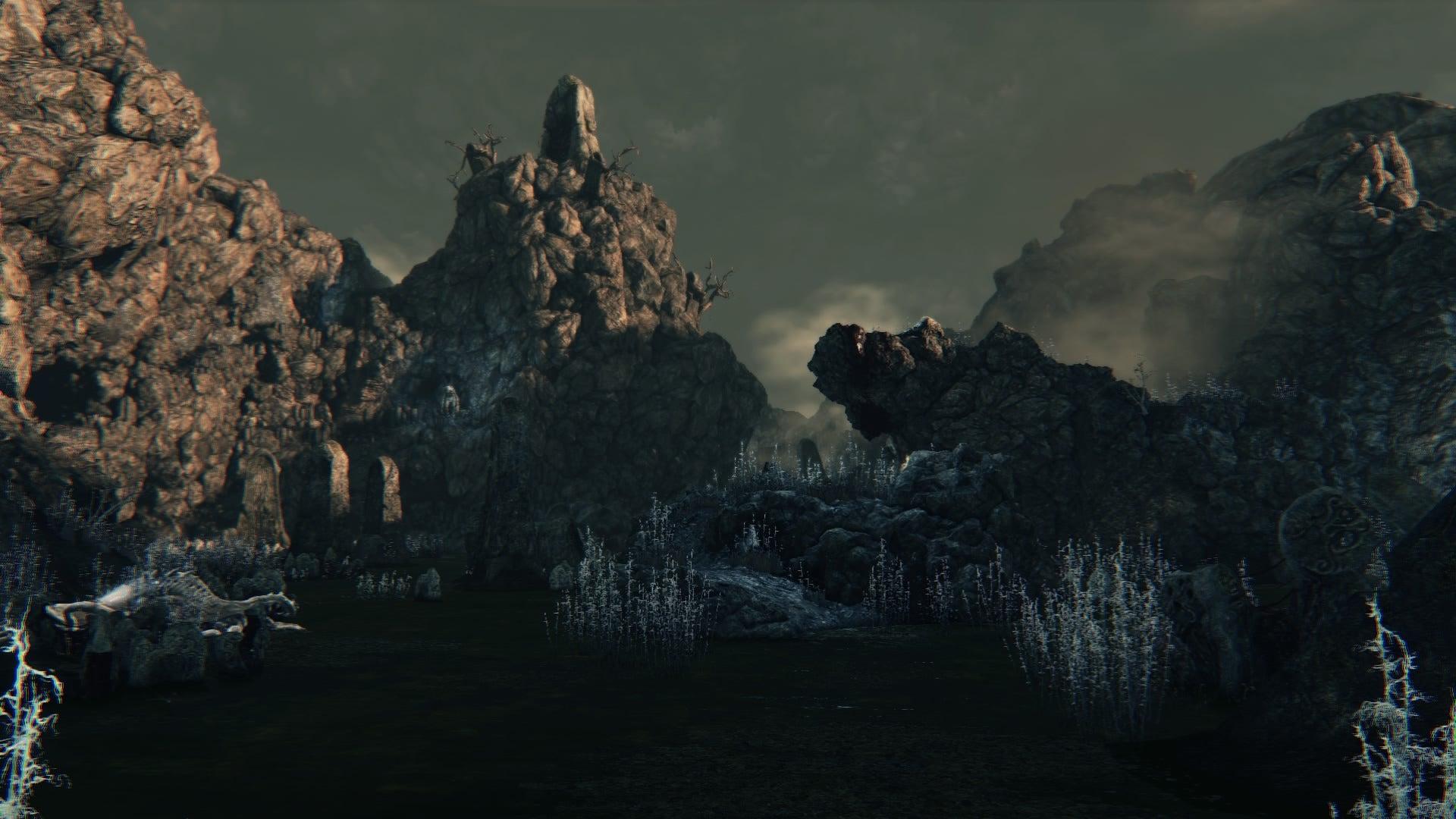 Bloodborne 廃城カインハースト廃墟でも城でも一度は行って