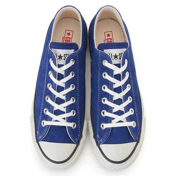 c5a8df362757 CONVERSE. SUEDE ALL STAR J OX ROYAL BLUE ¥18