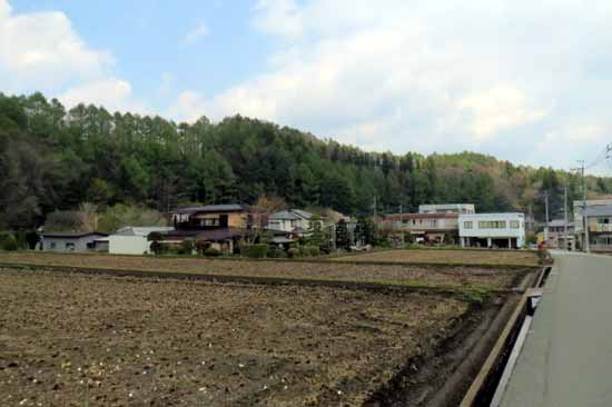 【写1】吉田城山