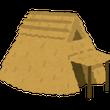 あの日の竪穴式住居