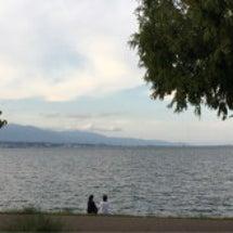 琵琶湖ー♪