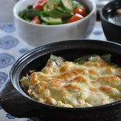 【一汁二菜15分ごはん】3日に1回魚料理☆豆腐ソースでヘルシー献立