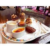 ウェスティンホテル東京*ザ・テラス ワールドチョコレート・デザートブッフェ