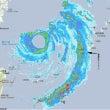 台風18号TALIM…