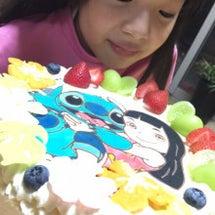 花蓮10歳、誕生日お…
