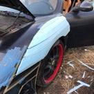 フェラーリ 360モデナ オバフェンの開発風景をちょっとだけご紹介♪の記事より