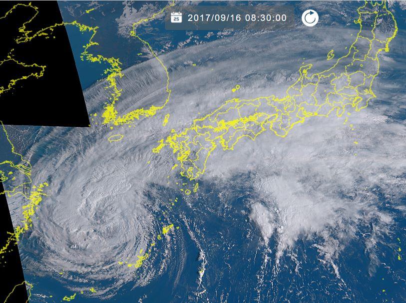 【1か月予報】9月下旬以降は秋らしい周期的な天気の変化が続く。気温は全国的に高め。