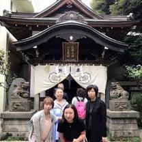 練馬のパワースポット!八大龍王神さまの練馬東神社に参拝しました〜!の記事に添付されている画像