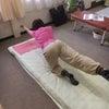 私も《体幹トレーニング》やってみました♪( ´▽`)の画像
