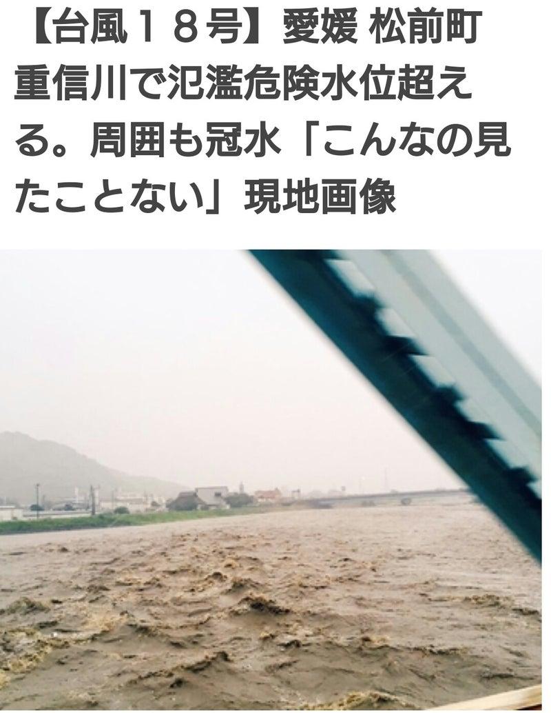 重信 川 水位