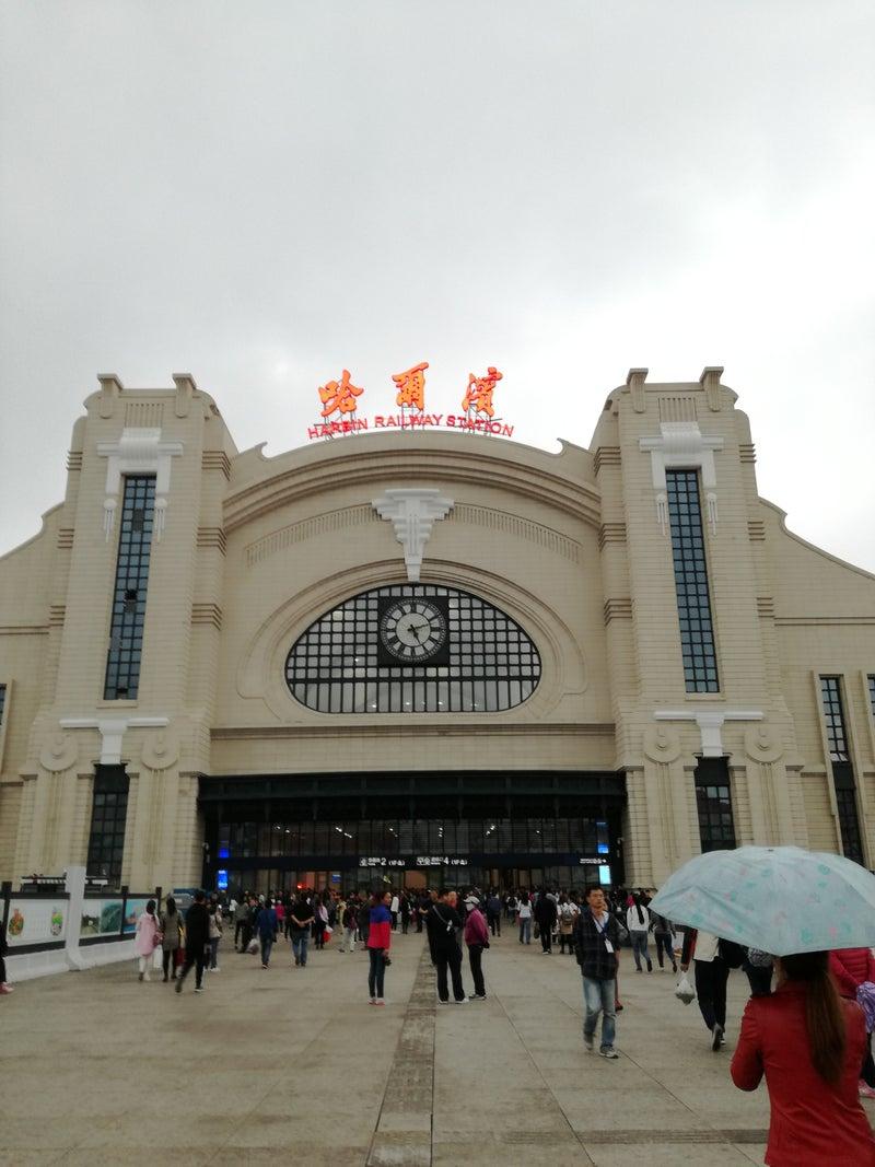 中国の東北地方 ハルビン・長春...