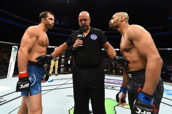UFC Fight Night 116 Rockhold v...