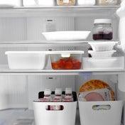 グルーピング収納で見つけやすい!冷蔵庫収納。