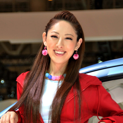 加藤綾(モデル)ミス日本(準) 東京モーターショー2009スズキ・東京オートサロの記事に添付されている画像