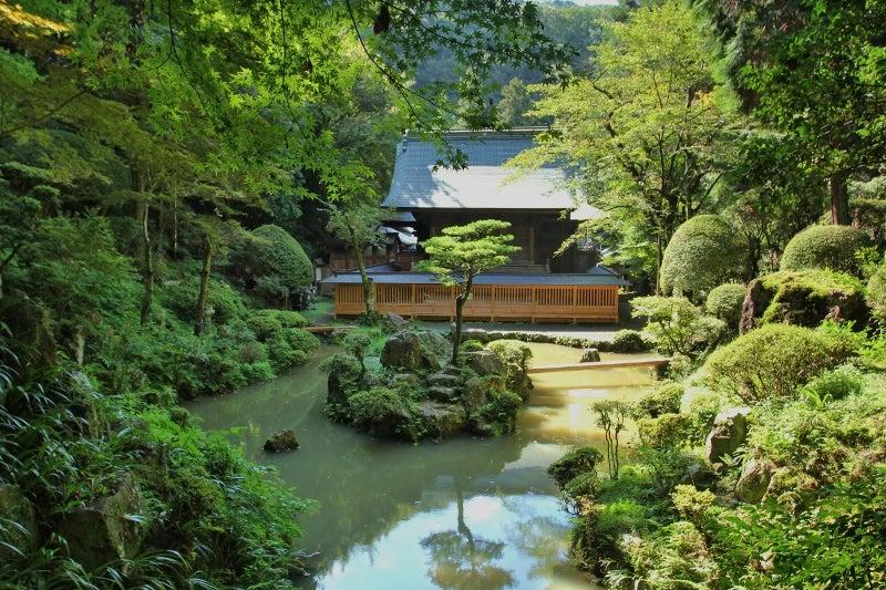 内々神社の庭園 | yuyuパンダの...
