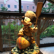8月ディズニー旅行㊲遠方組家族