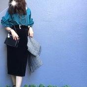 初おろし♡体型カバーできる優秀GUスカート♡ハンドメイド作品♡