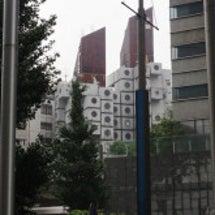 中銀カプセルタワー …
