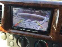 軽キャンパー ドリームミニ オプション バックカメラ モニター