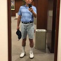 息抜きでゴルフ